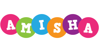 Amisha friends logo