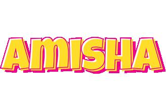 Amisha kaboom logo
