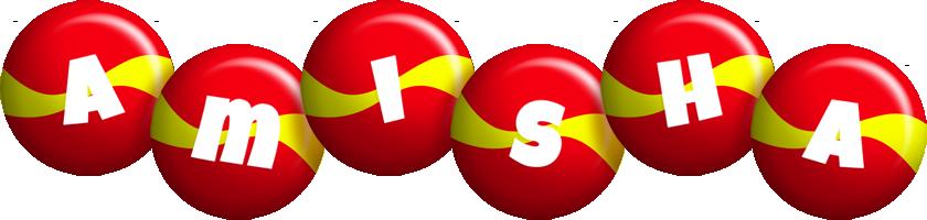 Amisha spain logo