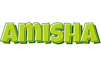 Amisha summer logo