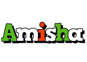 Amisha venezia logo