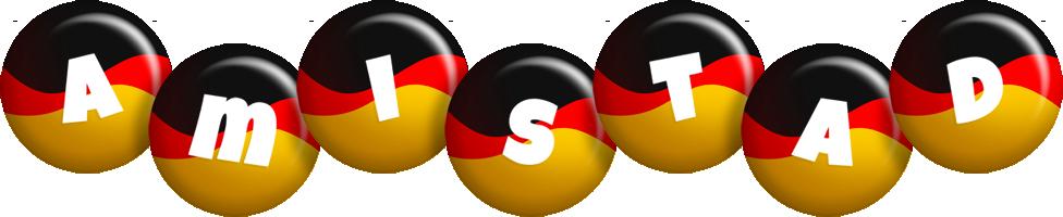 Amistad german logo