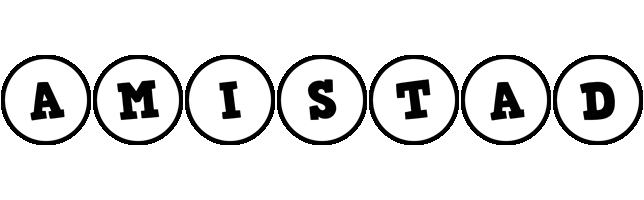Amistad handy logo