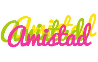 Amistad sweets logo