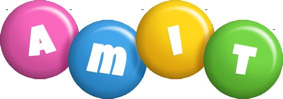 Amit candy logo