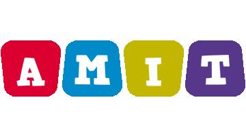 Amit daycare logo
