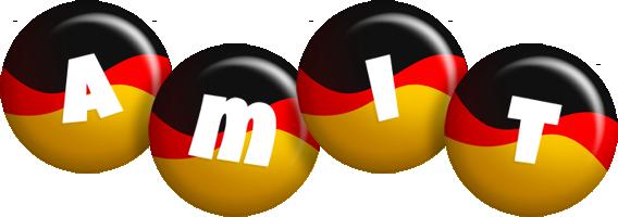 Amit german logo