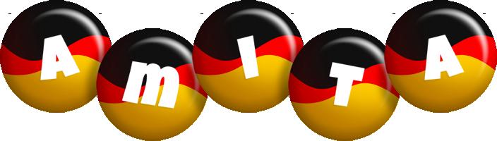 Amita german logo