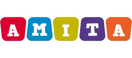 Amita kiddo logo