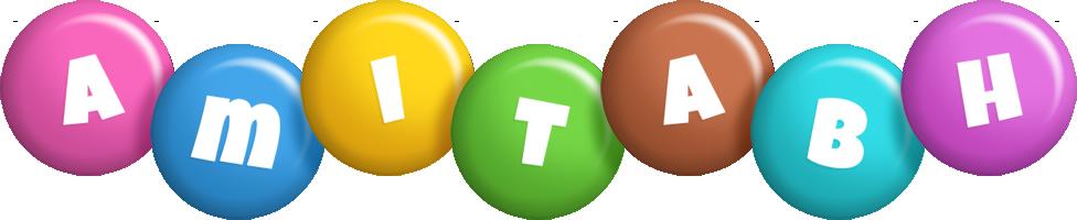 Amitabh candy logo