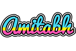 Amitabh circus logo