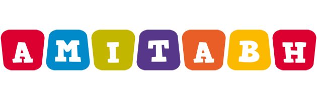 Amitabh daycare logo