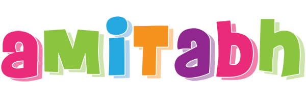 Amitabh friday logo