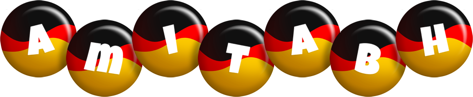Amitabh german logo