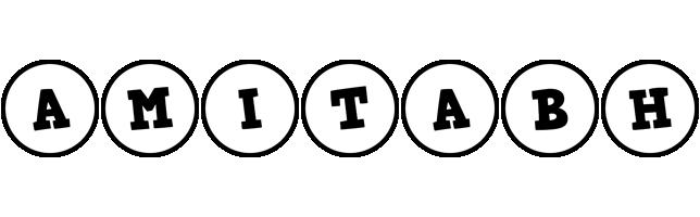 Amitabh handy logo
