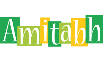 Amitabh lemonade logo
