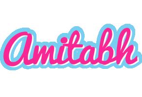 Amitabh popstar logo