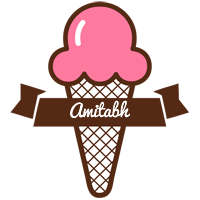 Amitabh premium logo