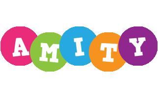 Amity friends logo