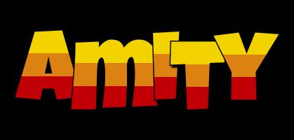 Amity jungle logo