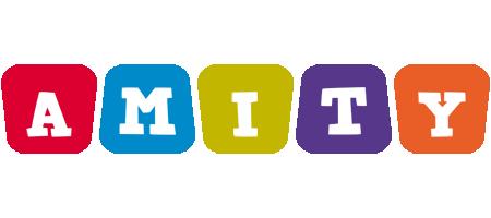 Amity kiddo logo