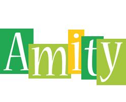 Amity lemonade logo