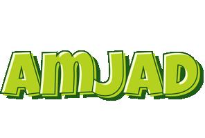 Amjad summer logo