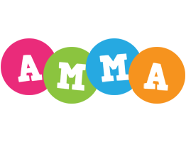 Amma friends logo