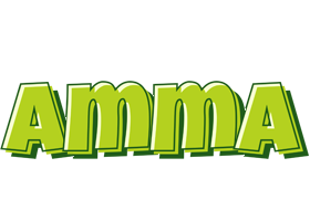 Amma summer logo