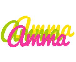 Amma sweets logo