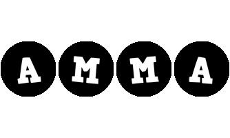 Amma tools logo