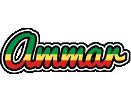 Ammar african logo