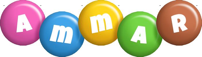 Ammar candy logo