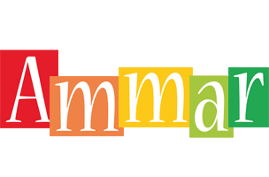 Ammar colors logo