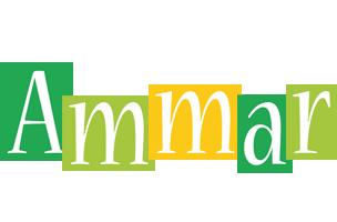 Ammar lemonade logo