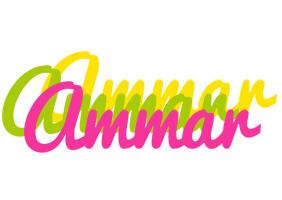 Ammar sweets logo