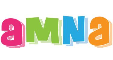 Amna friday logo
