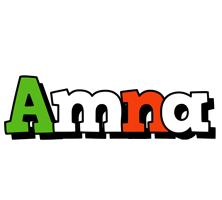 Amna venezia logo