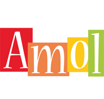 Amol colors logo