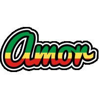 Amor african logo