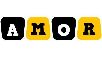 Amor boots logo