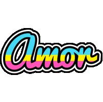 Amor circus logo