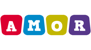 Amor daycare logo