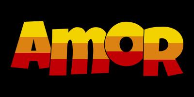 Amor jungle logo