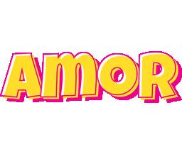 Amor kaboom logo