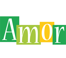 Amor lemonade logo