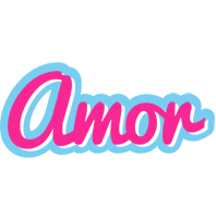 Amor popstar logo
