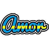 Amor sweden logo