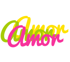 Amor sweets logo
