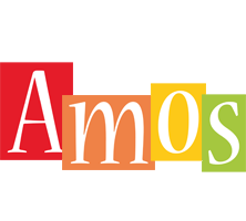 Amos colors logo
